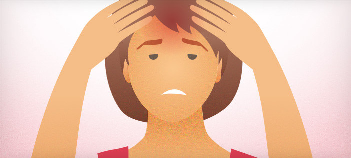 Headache and Migraine Pain callout-headache
