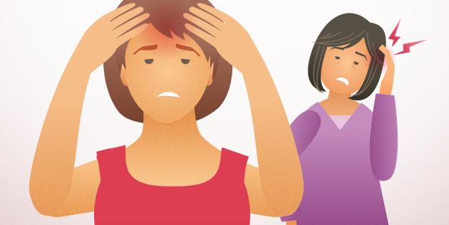Headache Migraine Relief